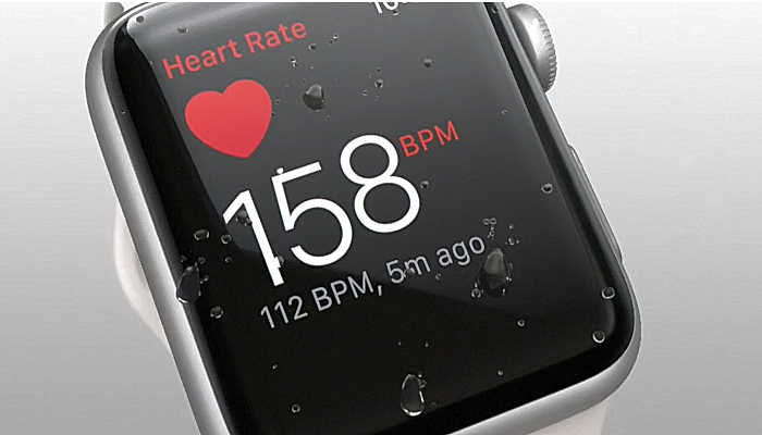 Heart Rate Functionality